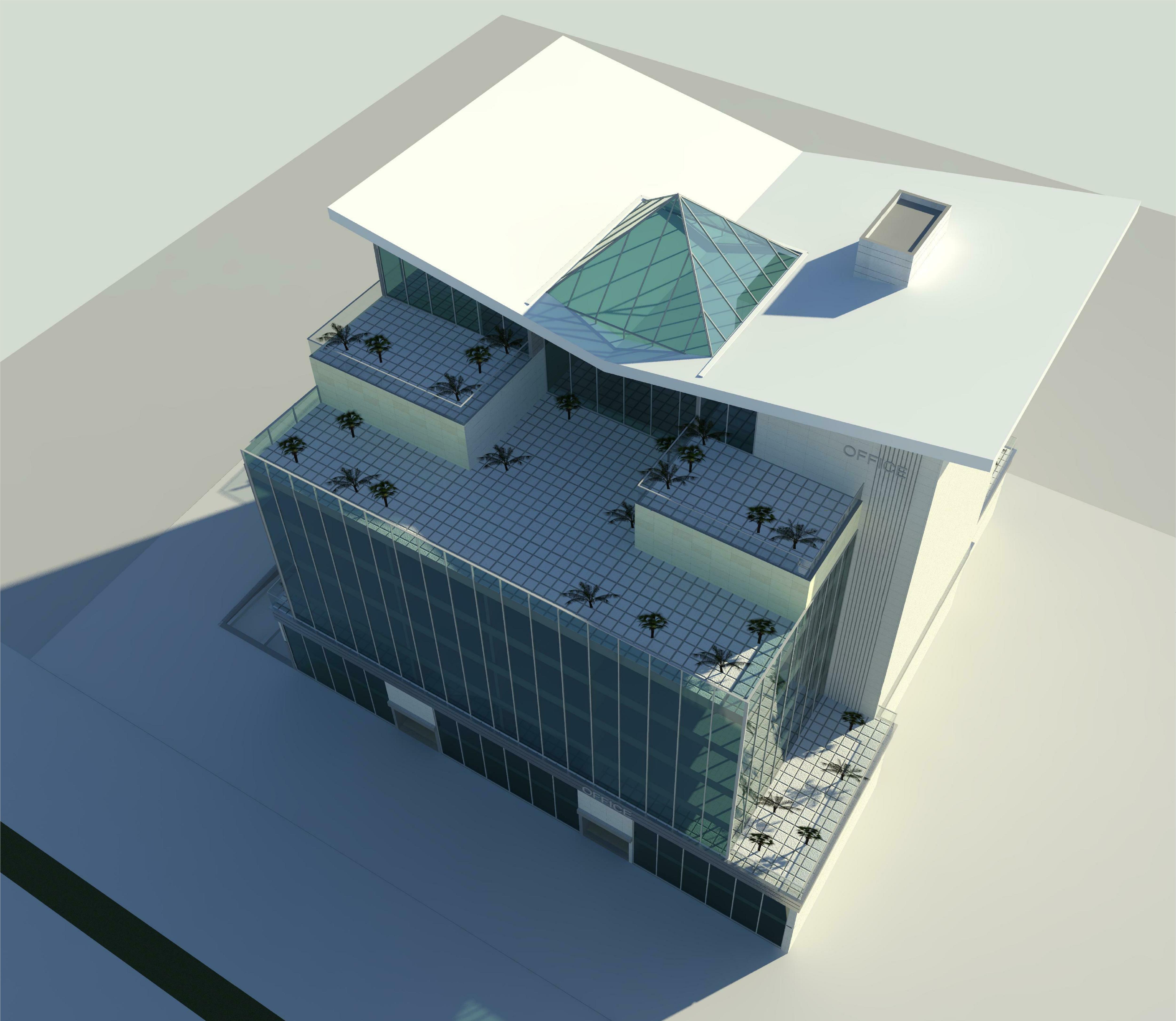 לישנסקי 8 - Rendering - 3D View 3_1